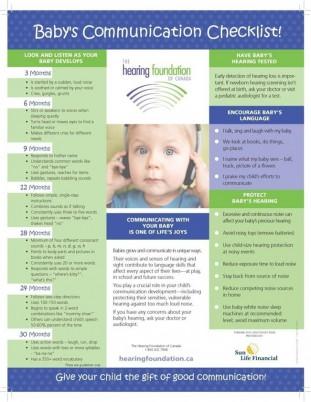 BCC Checklist